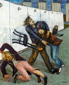 Carel Weight: The Seven Deadly Sins: Anger (1979-1980)