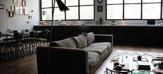 The apartment in Paris from studios Atelier BARDA and Antonio Virga Architecte