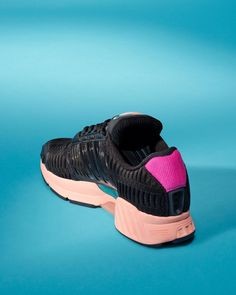 new concept d723c ed583 adidas Originals Climacool in black. An aggressive, century icon in its  starkest form.