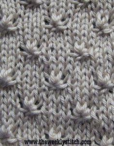 Knot Stitch (+popis za reprodukciju)
