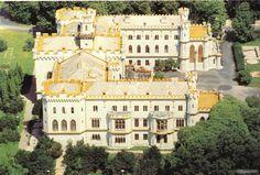 Bratislava, Mansions, Architecture, House Styles, Arquitetura, Manor Houses, Villas, Mansion, Architecture Design