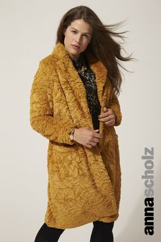 The Curvy Fashionista | Anna Scholz White Label Fall 2015 Collection
