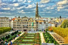 I know, I know, if you search the internet you will find hundreds of lists of things to do in Brussels. So what's different with this list?