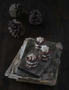 Erdnussbutter Schokoladentürmchen burdafood.net (7)/Maria Panzer