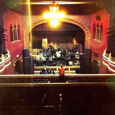 Playing the beautiful Blue Note theater in Columbia, Missouri tonight and it's free.