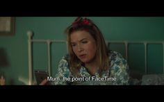 Apple FaceTime – Bridget Jones's Baby (2016) Movie Scene
