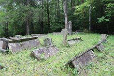"""A unique feature of the Cumberland Plateau is the presence of comb graves (also called tent graves) in local cemeteries. It is not clear where this tradition of """"folk architecture"""" originated, how the distinctive tradition began (or ended), or why it is confined to the eastern highland rim of the Cumberland Plateau."""