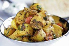 Le patate alla Bombay