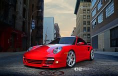 "automotivated: ""D2Forged Wheels 911 (by Chris Sempek) """
