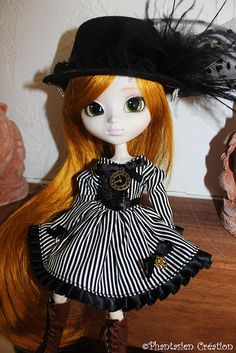 lilirose030213-6 by IsaPhantasien, via Flickr