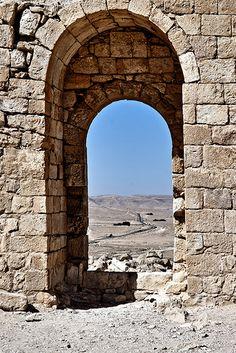 the road beyond - Negev Israel
