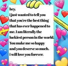 ehehehe ~ c ➸ ➸ ➸ ➸ ➸ ➸ ➸ ➸ ➸ 𝙩𝙖𝙜𝙨 // Funny Couples Memes, Cute Couples Texts, Funny Relatable Memes, Romantic Memes, Flirty Memes, Cute Relationship Texts, Response Memes, Positive Memes, Cute Love Memes