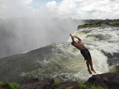 The Devil's Swimming Pool, Victoria Falls