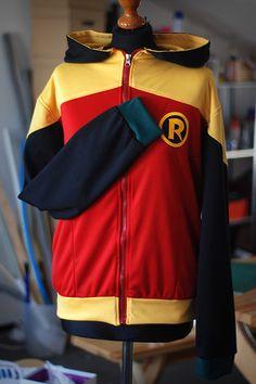 Custom Made DC Comics Superhero Hoodies — GeekTyrant. I wish these weren't so expensive. I want the second Robin hoodie. Superhero Fashion, Geek Fashion, Fashion Ideas, Comic Book Style, Comic Books, Custom Made Hoodies, Dc Comics, Batman Wonder Woman, Batman Outfits