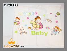 S120030  Handuk Jepang  Daya serap air kuat  Bahan halus dan lembut untuk kulit baby  Warna sesuai gambar  IDR 90*