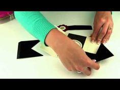 Gatefold Shutter Card - YouTube