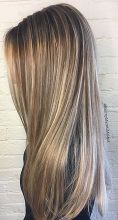 Haar ideen ideas hair blonde highlights lowlights balayage for 2019 A theme can go a long Brown Hair With Blonde Highlights, Brown Hair Balayage, Ombre Hair, Babylights Blonde, Hair Highlights And Lowlights, Highlight And Lowlights, Brunette With Blonde Balayage, Brown Hair Dyed Blonde, Dark Balayage