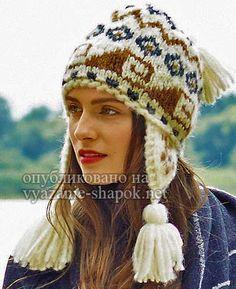 Перуанская шапка . Вне моды и вне забвения по праву находятся перуанские шапки. Эти изделия еще с древних времен украшали и утепляли головы жителей Анд. Южноамериканские индейцы уже на протяжении многих столетий нося…