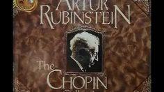 arthur rubinstein chopin nocturne op. 9 no. 2 - YouTube