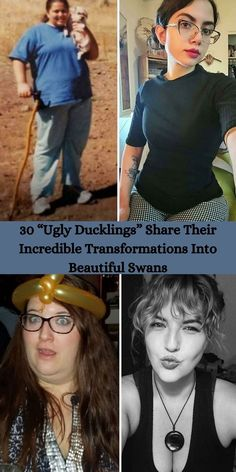Everyone had their fair share of blunder years and whether we like it or not, there are still pieces of evidence hiding deep in the dusty shelves at your parents' house. #30 #UglyDucklings #Incredible #Transformations #BeautifulSwans