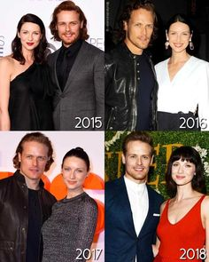 Sam and Cait Outlander Quotes, Outlander Casting, Outlander Tv Series, Sam Heughan Caitriona Balfe, Sam Heughan Outlander, Cat Valentine Victorious, Ariana Grande Facts, Lord John, Sam And Cat