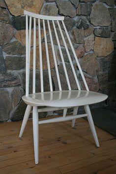 Mademoiselle Chair By Ilmari Tapiovaara