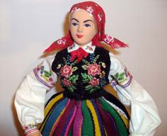 Polish Folk Dolls, polishfolkdolls.blogspot.com/