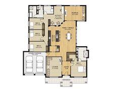 Santa Fe   Home Design   Sterling Homes   Home Builder Adelaide |  Floorplans | Pinterest | Santa Fe, Exterior And Spaces