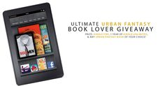 #UrbanFantasy #Giveaway Win A Kindle Fire, 1 Year of KU and Any Urban Fantasy novel you want! #Kindle