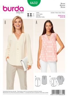 B6632 - All Sewing Patterns