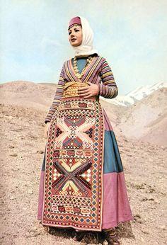 Armenian taraz of Gavash - Maison d'Exceptions
