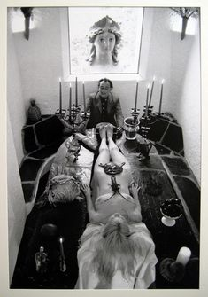 Salvador Dali Feast. A very instering artist.