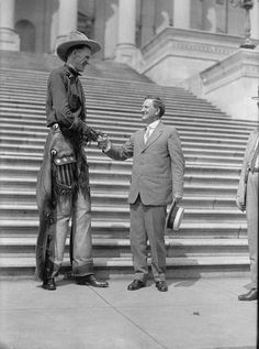 That's A Really Tall Cowboy