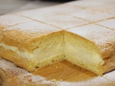 Quick bee sting - recipes of the day English Food, English Recipes, Baileys, Recipe Of The Day, Vanilla Cake, Cheesecake, Deserts, Food And Drink, Sweets