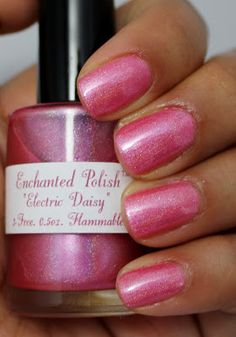 Enchanted Polish Electric Daisy  http://sweetsouthernhaze.blogspot.com/2013/07/retired-mei-meis-signature-exclusive.html