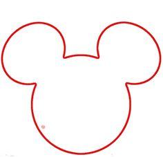 Micky outline- DISboards.com