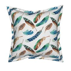 Shop unique pillows, tea towels, cloth napkins, and more designed by independent artists from around the world. Cloth Napkins, Textile Design, Surface Design, Tea Towels, Spoonflower, Watercolor Art, Clip Art, Textiles, Throw Pillows