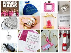 """Top 10 Ways to Ask """"Will You Be My Bridesmaid?"""""""