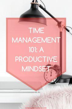 Time Management | Productivity | Mindset | Fundamentals