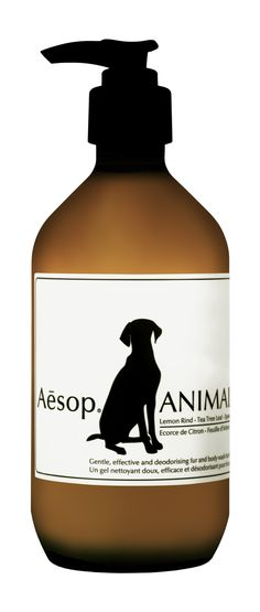 17 Gifts for Animal Lovers - Aesop Animal Fur and Body Wash, $39, barneys.com.4