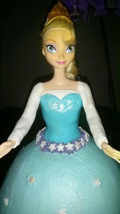 Elsa's frozen