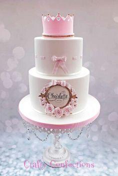 Princess Charlotte cake