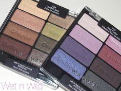 Wet n Wild Comfort Zone palette, Petal Pusher palette - glambunctious!