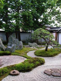 重森三玲 Mirei Shigemori Garden Museum