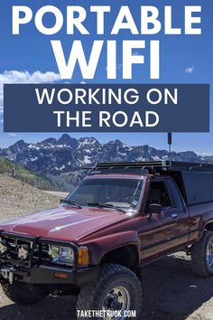 Rv Camping Tips, Travel Trailer Camping, Truck Camping, Camping Essentials, Camping Survival, Survival Skills, Camping Ideas, Free Tv And Movies, Car Wifi