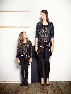 Discover the new collection: MINI ME #MangoKids #FW13