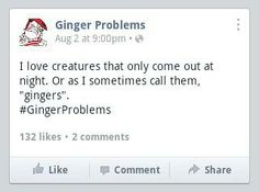 Ginger problems