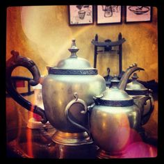 the Kettle story at teapot