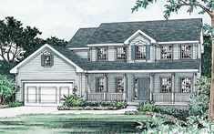 View our numerous modular home floor plans and elevations, like this Deer Park.