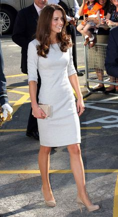 Kate Middleton Style - Best Dresses & Fashion Outfits | Grazia Fashion